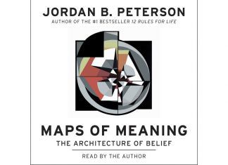map of meaning audiobook by Jordan B Peterson