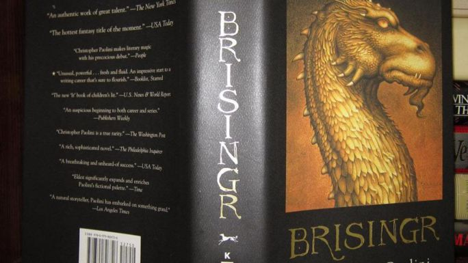 Brisingr: The Inheritance Cycle By Christopher Paolini