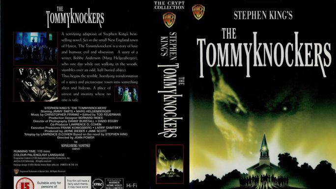 the tommyknockers by stephen king essay Cujo (1981) historical essay  richard's thoughts  guest essay by kealan  patrick burke the running man (1982) [by richard bachman.