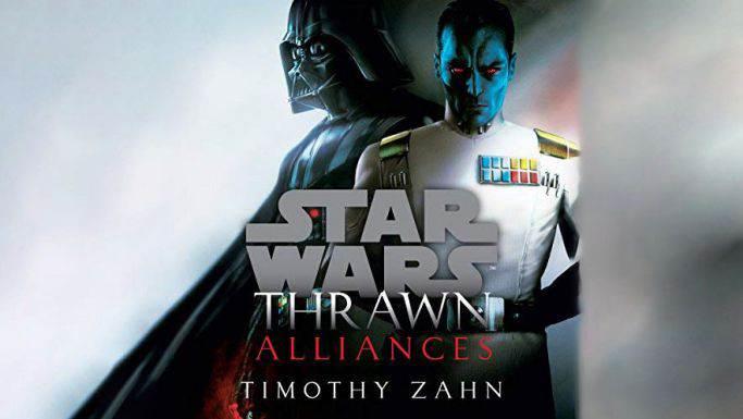 Listen To Thrawn Alliances Star Wars Audiobook