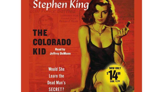 The Colorado Kid: A Hard Case