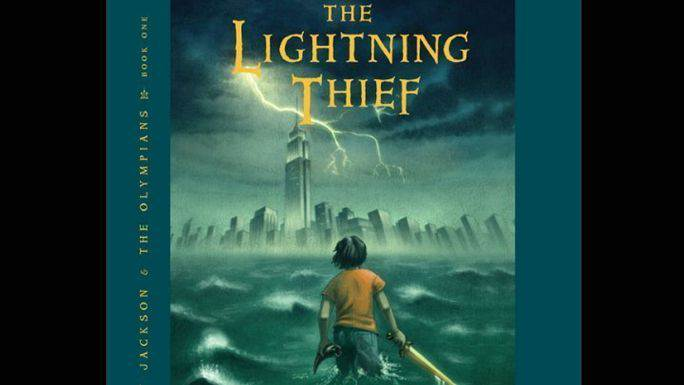 The Lightning Thief: Percy Jackson and the Olympians, Book 1 —