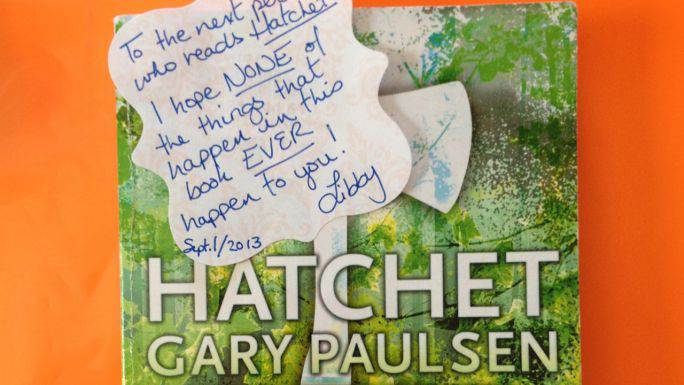 a critical review of hatchet by gary paulsen Brian's saga complete series (5 books) gary paulson author of the hatchet series, gary paulsen be the first to review this product.