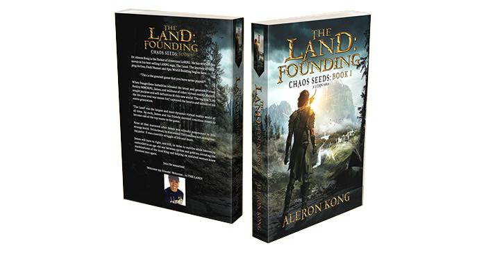 Listen to The Land: Founding Audiobook Streaming Online Free