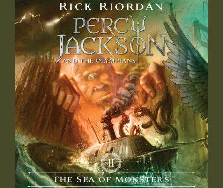 The Sea of Monsters: Percy Jackson and the Olympians